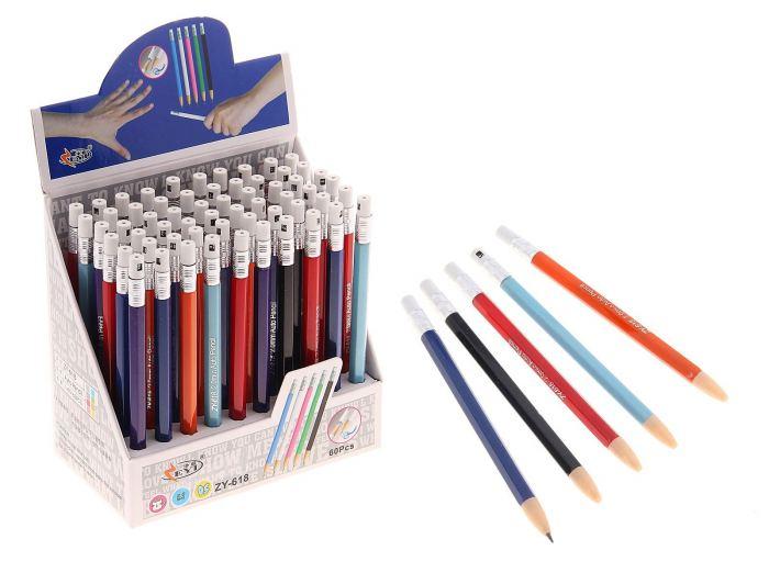 Механические карандаши и запасные грифели